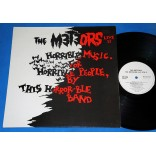 The Meteors - Live II - Lp - 1986 - UK