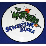 The Meteors - Sewertime Blues - Picture Disc - 2008 - UK