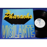 "The Pharaohs - Vigilante - 12"" EP - 1987 - UK"