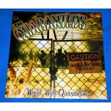 The Quaranteds - World Wide Quarantine - Lp - 2015 - Alemanha