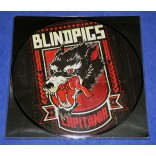 "Blind Pigs - Capitânia - 10"" Picture Disc - 2013 - USA"