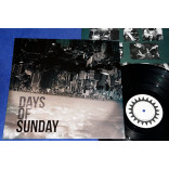 Days Of Sunday - Não Pare - Lp 2013