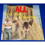 "All - Just Perfect / Wishing Well - 12"" Ep- USA - OFF! - Lacrado"