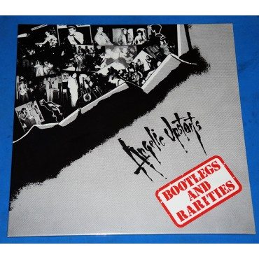 Angelic Upstarts - Bootlegs And Rarities - Lp - 2015 Espanha Lacrado