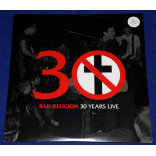 Bad Religion - 30 years live - Lp - 2016 - USA - Lacrado