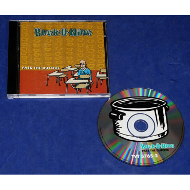 Buck-O-Nine - Pass The Dutchie - Cd 1998 USA