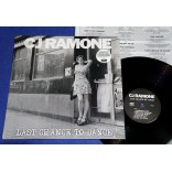 CJ Ramone - Last Chance To Dance - Lp - 2014 - USA Autografado