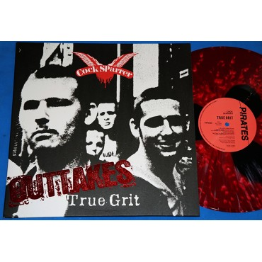 Cock Sparrer  - True Grit  - Lp Splater - 2015 - Lacrado