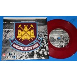 "Cockney Rejects - Goodbye Upton Park - 7"" Compacto - 2016 - UK - Autografado"