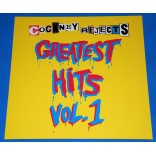 Cockney Rejects - Greatest Hits Vol. 1 - Lp - Espanha - Lacrado