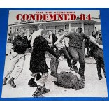Condemned 84 - Face The Aggression - Lp - 2014 - EU - Lacrado