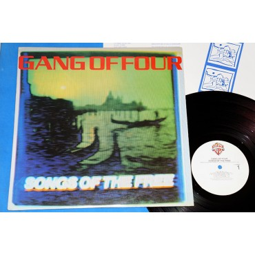 Gang Of Four - Songs Of The Free - Lp - 1982 - USA