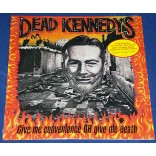 Dead Kennedys - Give Me Convenience Or Give Me Death - Lp - 2001 - USA - Lacrado