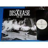 DisXease - The End - Lp - 2015 - USA