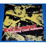Evil Conduct - Working Class Anthems - Lp - 2012 - Alemanha