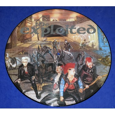 Exploited - Troops Of Tomorrow - Picture Disc - 2001 - UK