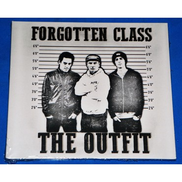 The Outfit - Forgotten Class - Cd UK 2015 - Cockney Rejects