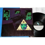 Heads Up - Soul Brother Crisis Intervention - Lp - 1991 - Brasil