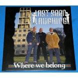 Last Seen Laughing - Where We Belong  Lp 2011 - Alemanha