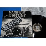Manifest Destiny - 1° Lp - 1983 - USA