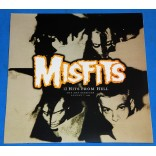 Misfits ‎- 12 Hits from Hell - Lp - 2016 - USA - Lacrado