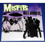 Misfits - Walk Among Us - Lp - USA - Lacrado