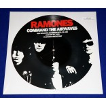 Ramones - Command The Airwaves - Picture Disc - Lacrado