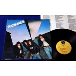Ramones - Leave Home - Lp - 1977 - USA com Carbona Not Glue