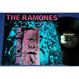 "Ramones - Real Cool Time - 12"" EP - 1987 - USA"