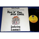 Ramones - Rock N Roll High School - 12 PROMO Ep - 1979 - USA