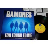 Ramones - Too Tough To Die - Lp - 1984 - USA