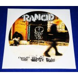 Rancid - Life Won't Wait  - Lp Picture Disc - USA - 2004 - Lacrado