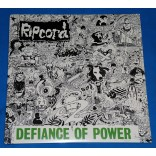 Ripcord ‎- Defiance of power - Lp Duplo + Cd - 2016 - UK - Lacrado