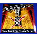 Rise Against - Siren Song Of The Counter Culture - Lp RED - 2004 - USA - Lacrado