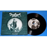"Seasick - Rache - 7"" Single - 2000 - Alemanha"