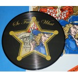 So Fucking What - Dodge City Cowboys - Picture Disc - 2007 - Alemanha