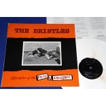 The Bristles - Lifestyles Of The Poor & Unknown - Lp Branco - 1997 - USA