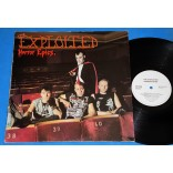 Exploited - Horror Epics - Lp - 1986 - UK