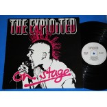 Exploited - On Stage - Lp - 1985 - UK