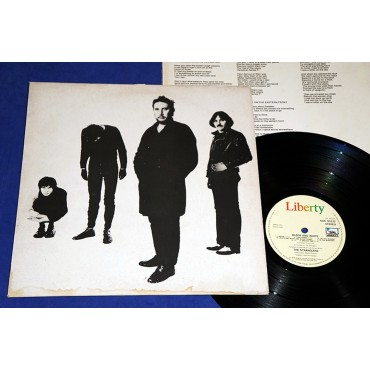 The Stranglers - Black and White - Lp - UK - Liberty