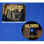 Soldiers -The Tombstone E.P - Cd - USA 2008