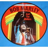 Bob Marley & The Wailers - Picture Disc Lp - Dinamarca