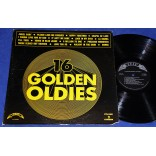 16 Golden Oldies Vol. 2 - Lp - 1971 - USA - The Turtles Richie Valens Chantels