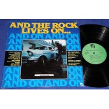 And The Rock Lives On - Vol. 1 - Lp - 1978 - USA - The Earls The Solitaires
