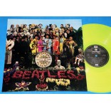 Beatles - Sgt. Pepper's Lonely Hearts Club Band - Lp Amarelo - Austrália - Lacrado