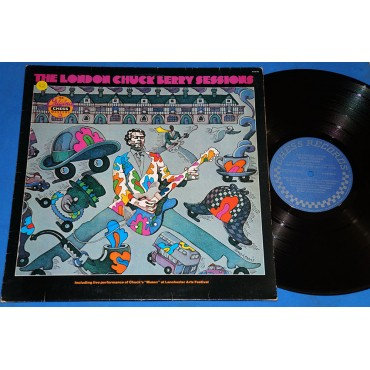 Chuck Berry - The London Chuck Berry Sessions - Lp - 1990
