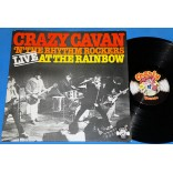 Crazy Cavan And The Rhythm Rockers - Live At The Rainbow - Lp - 1978 - UK