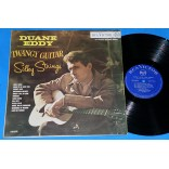 Duane Eddy ‎-  Twangin Guitar Silky Strings - Lp 1962