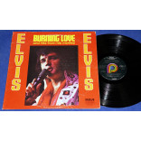 Elvis Presley ‎- Burning Love & Hits From His Movies 2 - Lp - 1972 - USA