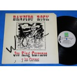 Joe King Carrasco Y las Coronas - Bandido Rock - Lp - 1987 - USA
